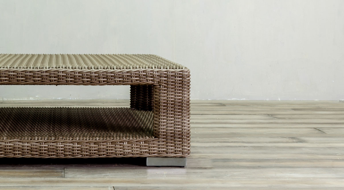 outdoor rattan collections sidecoffee tables the mill at